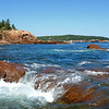 By Thunder Hole, Acadia Nat'l Park, Maine
